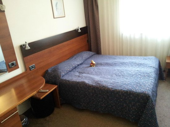 Forum Hotel: Nice soft beds
