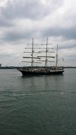 Steamship Shieldhall: Onboard SS Shieldhall