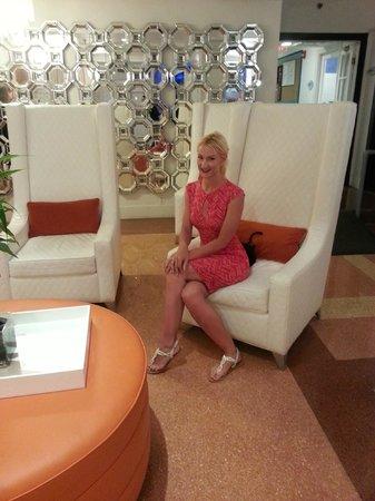 Beacon Hotel: Great lobby!