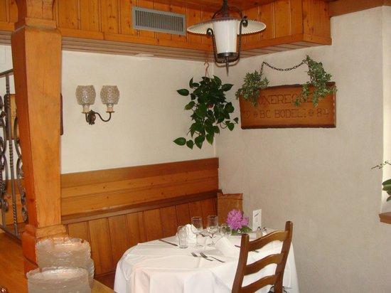 Restaurant Heimat : Simples e aconchegante
