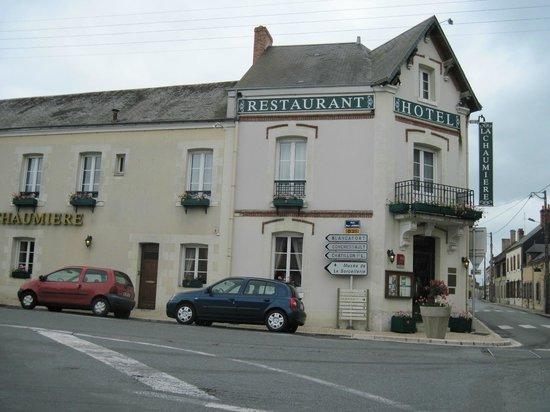La Chaumiere Hotel-Restaurant : Hotel La Chaumière