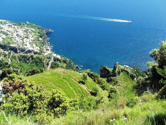 Sentiero degli dei (Path of the Gods): Path of the Gods