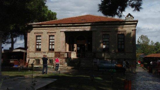 Sirince Artemis Restaurant and Wine House: Restaurant