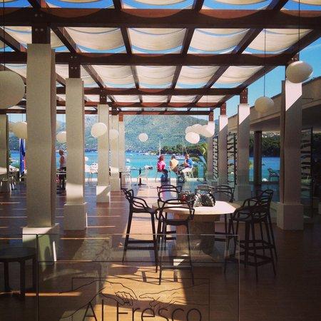 TUI SENSIMAR Kalamota Island Resort: Al Fresco Restaurant
