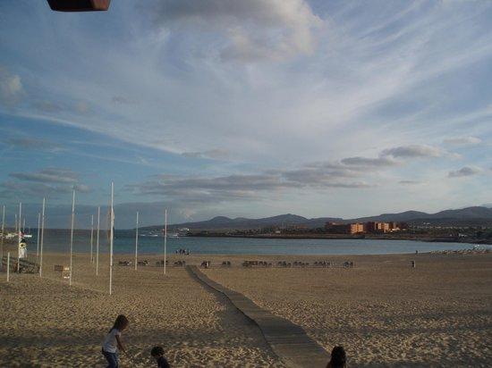 Barcelo Castillo Beach Resort: View from Per-Lita bar