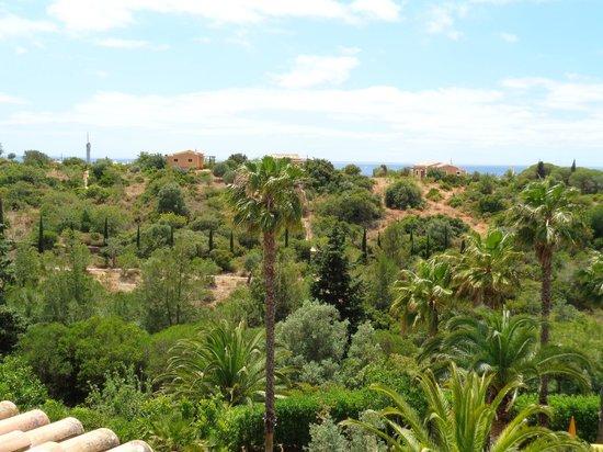 Hotel Casabela: Park vom Zimmer aus gesehen