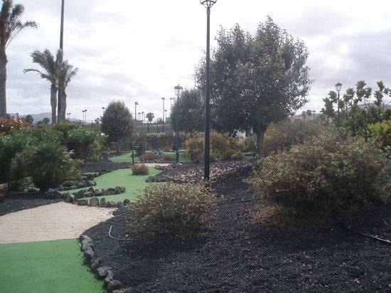 Barcelo Castillo Beach Resort: Mini Golf