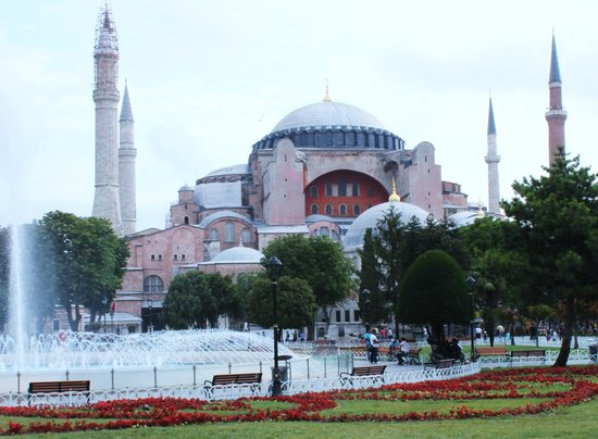Стамбул. Турция - Picture of Historic Areas of Istanbul ...