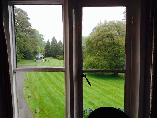 Northcote Manor Country House Hotel: View from Ashreighney room