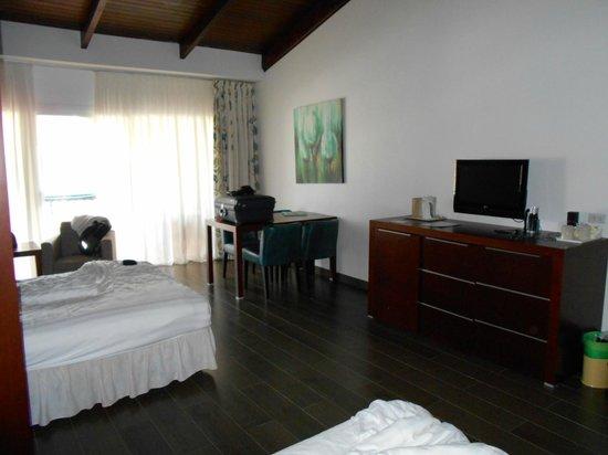 Plaza Resort Bonaire : Moderne kamers