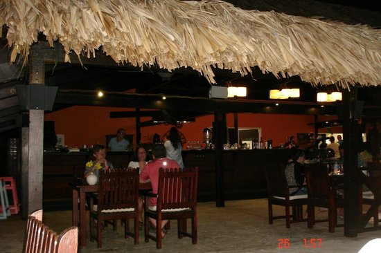 Plaza Resort Bonaire: Restaurant