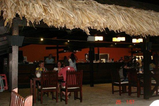 Plaza Resort Bonaire : Restaurant