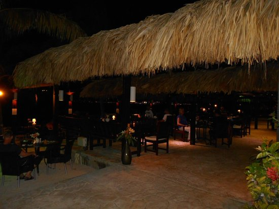 Plaza Resort Bonaire : Restaurant zeer verzorgd buffet