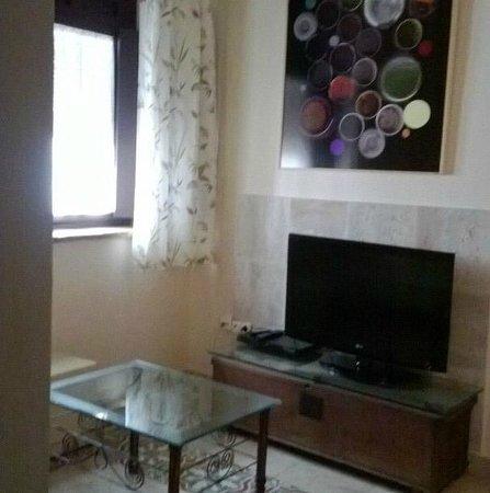 Hotel Rural Casa Grande Almagro: Salon de la suite
