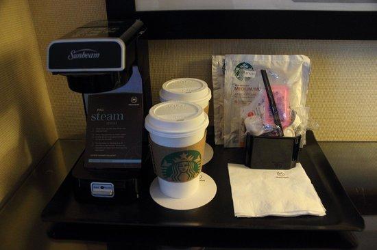 Sheraton on the Falls : Coffee Machine