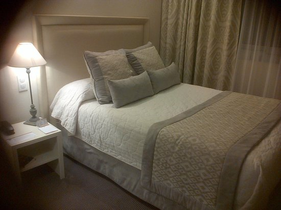 Hotel Charlemagne : chambre