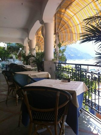 Hotel Pupetto : Restaurant