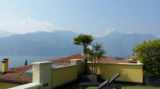 Wellness Hotel Casa Barca: Roof Terrace