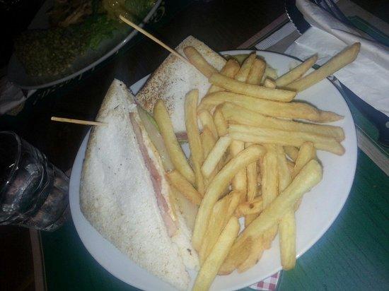 Wiener Haus: Sandwitch