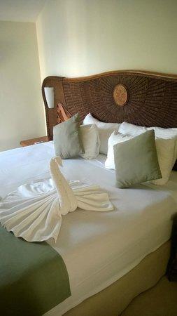 Sandos Caracol Eco Resort: il letto