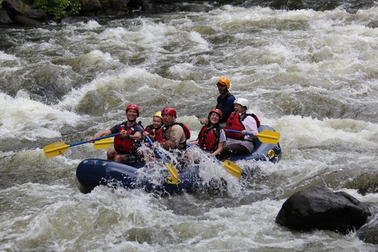 Big Creek Expeditions: Fun on the Rapids