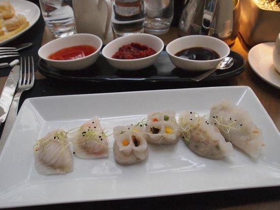 Mandarin Oriental, Barcelona: Dim Sum in Barcelona