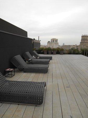 Mandarin Oriental, Barcelona: Roof top