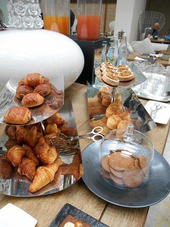Mandarin Oriental, Barcelona: Breakfast