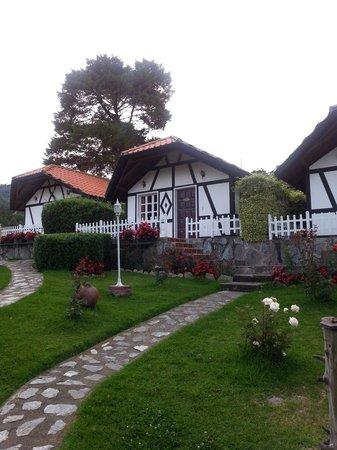 Cabanas Hessen: Cabaña orquidea