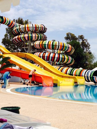 Eden Club Skanes : Fantastic water park. My daughter loved it!