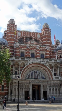 Westminster Cathedral : Exterior