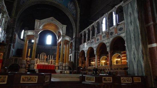 Westminster Cathedral : Altar