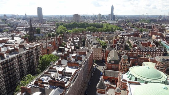 Westminster Cathedral : Vista da Torre