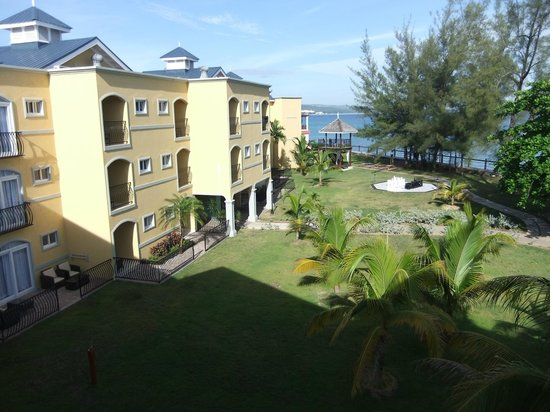 Jewel Paradise Cove Resort & Spa Runaway Bay, Curio Collection by Hilton : from our patio