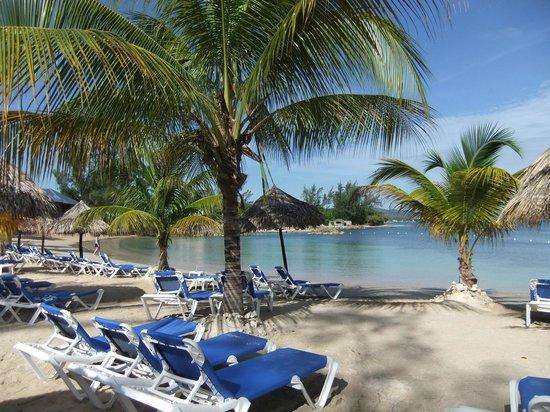 Jewel Paradise Cove Resort & Spa Runaway Bay, Curio Collection by Hilton: Beach area