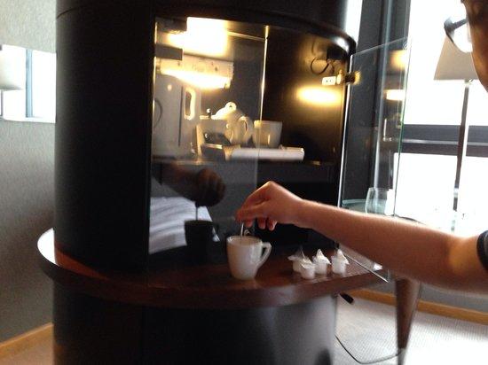 Radisson Blu Hotel, Glasgow: Espresso