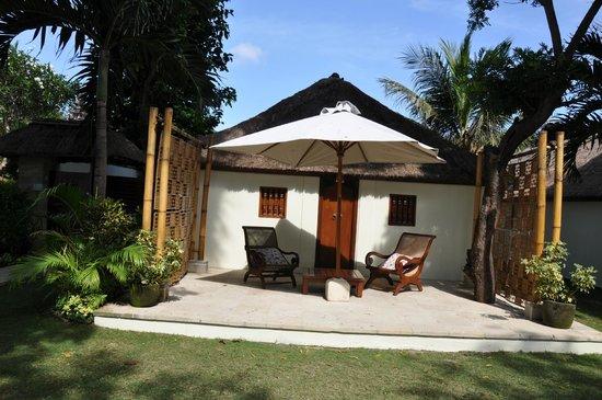 Belmond Jimbaran Puri : Notre cottage