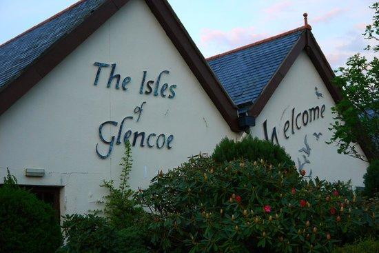 Isles of Glencoe Hotel & Leisure Centre: Hotel