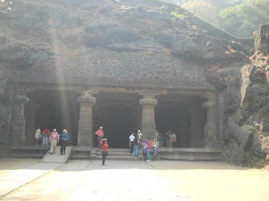 Elephanta Caves: Cuevas