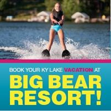 Big Bear Resort: Fun on the Water