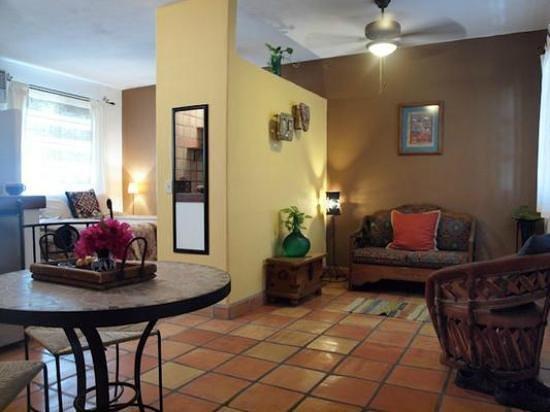 The Bungalows Hotel: Cozy-Suite