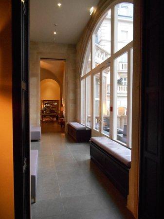 Villa Kennedy : lobby
