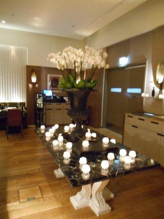 Villa Kennedy: dinner