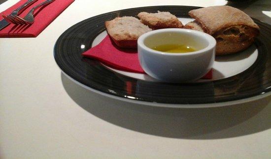 Restaurant Stedeljik: Entradinha Sem Graça