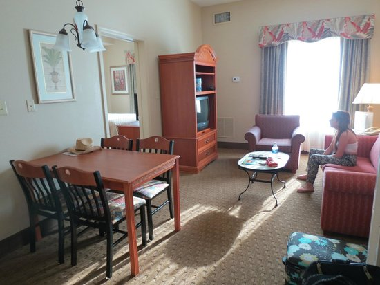 Hawthorn Suites by Wyndham Orlando Lake Buena Vista: Lounge