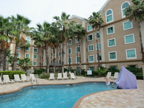 Hawthorn Suites by Wyndham Orlando Lake Buena Vista: Pool