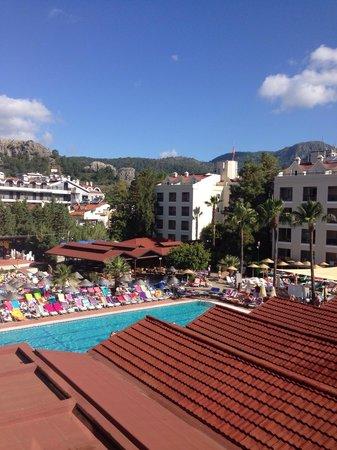 Julian Club Hotel: View