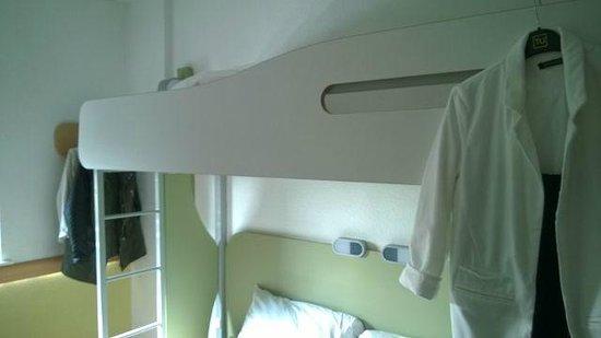 Hotel ibis budget Leeds Centre: dorm type room