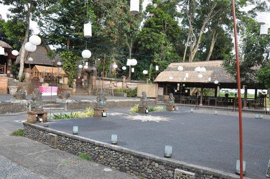 Puri Taman Sari : L'hôtel