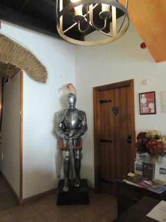 Hotel Real D'Obidos: Decoração